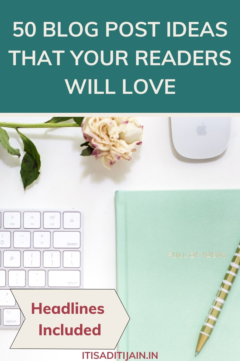 50 Blog Post Ideas That Your Readers Will Love