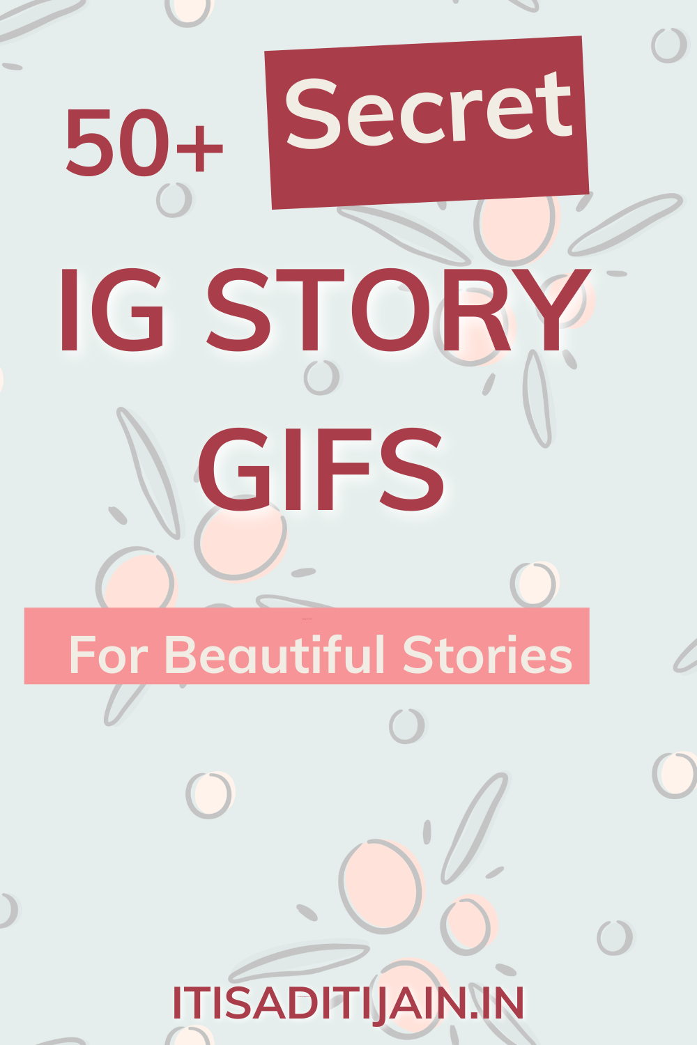 50+ Secret IG Story Stickers For Beautiful Stories
